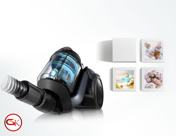 samsung 3 extreme suction for a long time