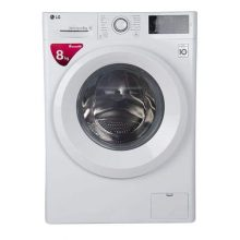 ماشین لباسشویی ال جی مدل WM-821NW با ظرفیت 8 کیلوگرم