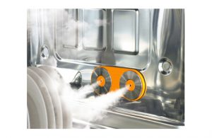 TrueSteam dishwasher