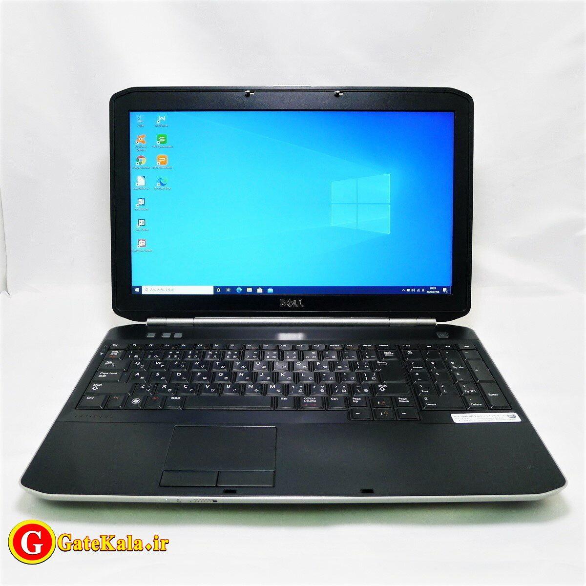 بررسی لپ تاپ Dell E5520