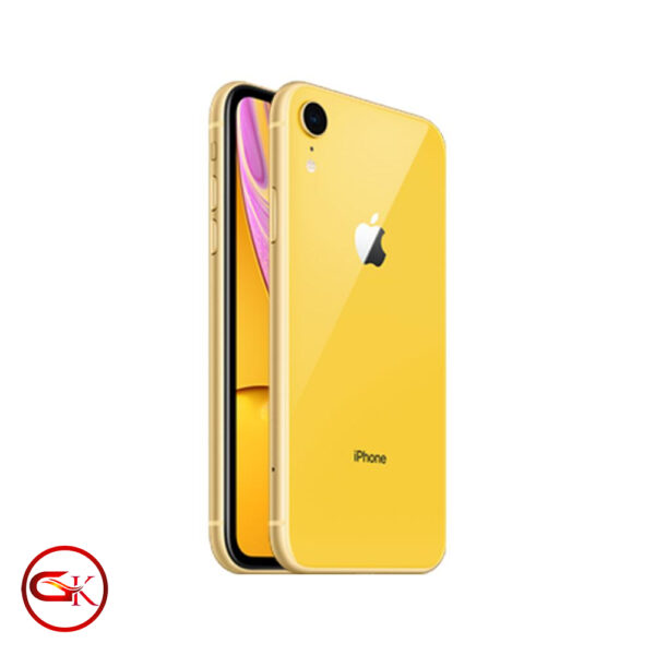 iphone xr yellow 6 1 inch 1