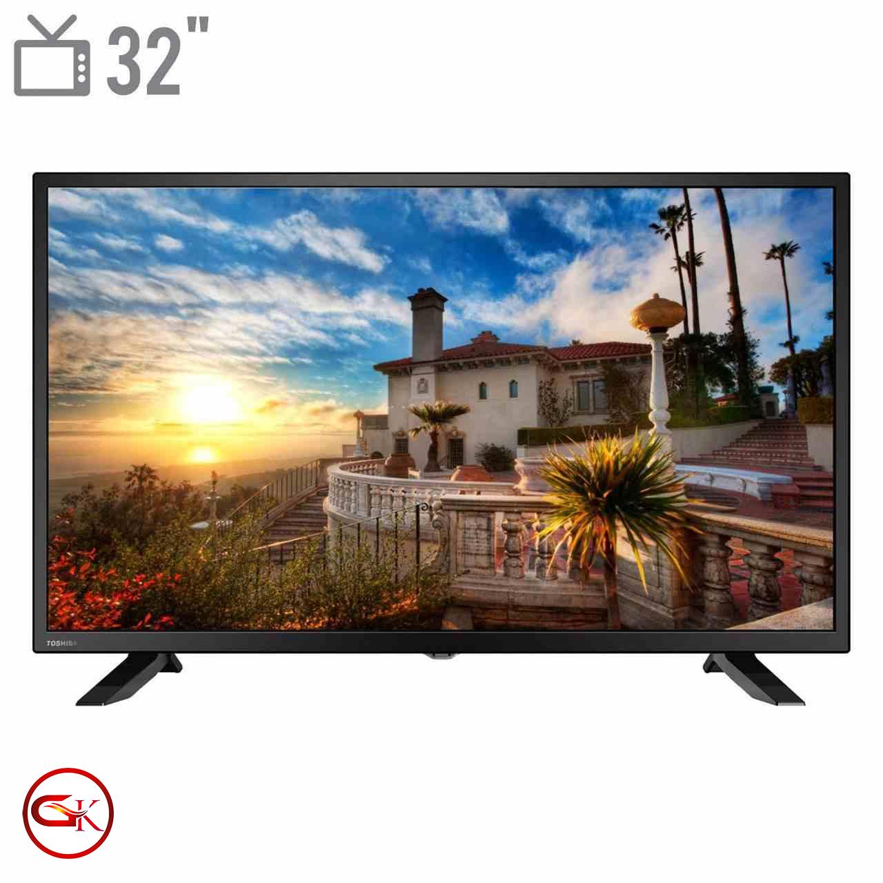 تلویزیون32اینچ سامسونگ ال ای دی مدل 32N5550 فروش اقساطی