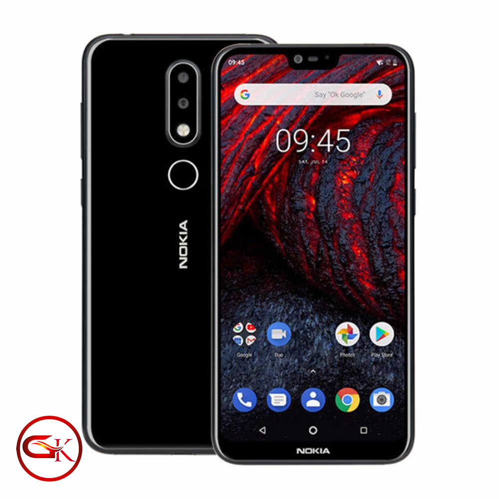 گوشی موبایل نوکیا X6 پلاس Nokia X6 Plus با طراحی زیبا