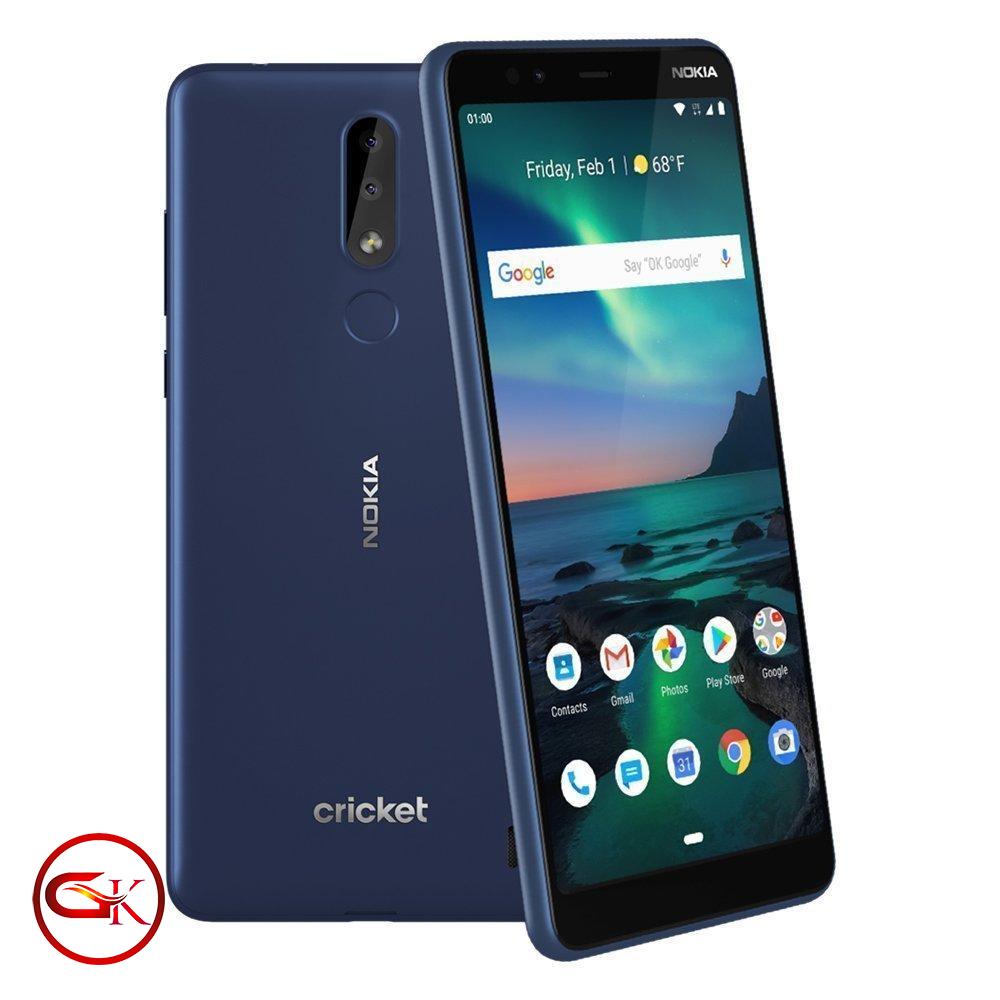 گوشی موبایل نوکیا 3.1 پلاس Nokia 3.1 Plus با حافظه داخلی 8 گیگابایت
