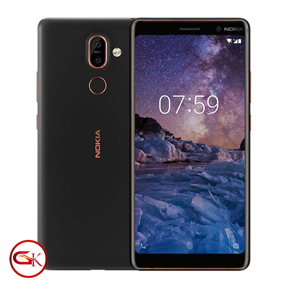 گوشی موبایل نوکیا Nokia 7 Plus با طراحی زیبا