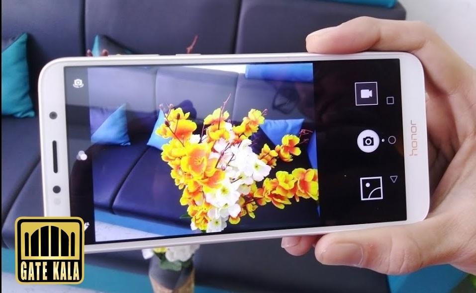 Huawei Honor 7S دوربین