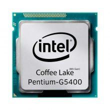 پردازنده اینتل سری Coffee Lake مدل CPU Intel G5400