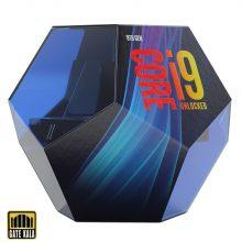 پردازنده اینتل سری Coffee Lake مدل CPU Intel i9 9900K