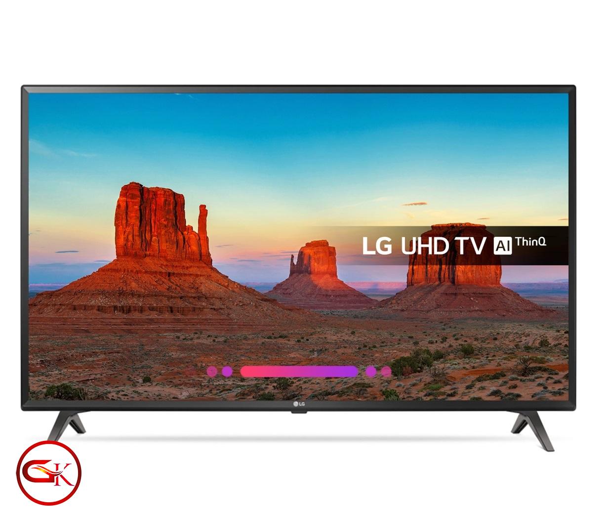 تلوزیون ال جی 43 اینچ مدل 6300 TV LG با کیفیت 4K
