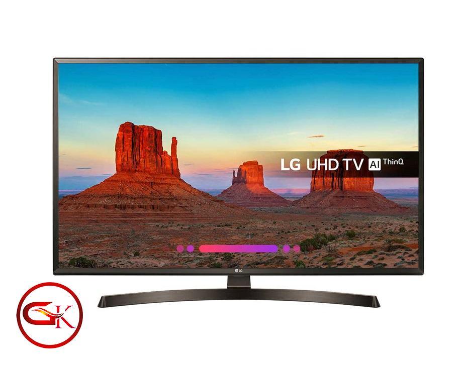 تلوزیون ال جی 49 LG اینچ مدل 6400 با کیفیت 4K