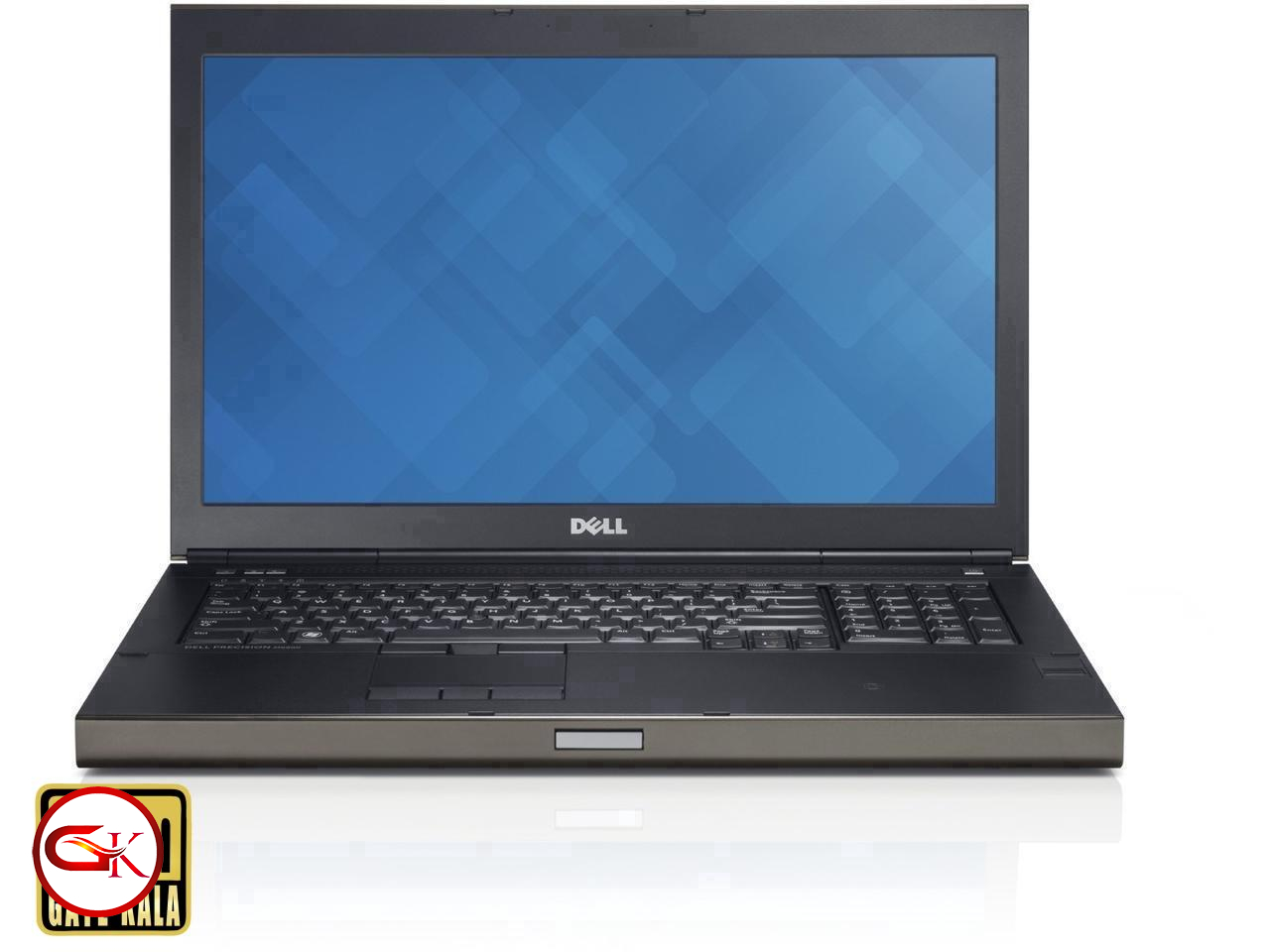 لپ تاپ دل |DELL PRESION M4800|core i7 | 8GB | 500GB | 2GB ddr5
