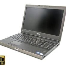 لپ تاپ دل |DELL PRESION M4700|Core i7 | 8GB | 500 | 2GB ddr5