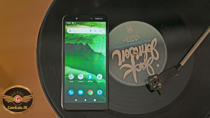 صفحه نمایش Nokia C1