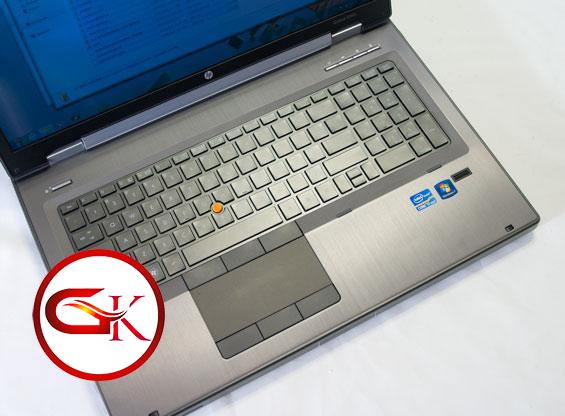 کیبورد HP Elitebook 8760w