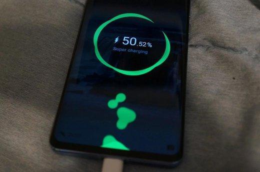 Huawei p30 pro باتری