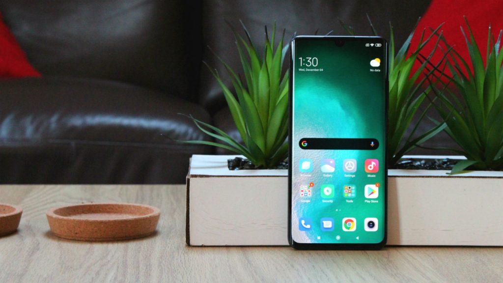 طراحی Xiaomi Note 10 PRO