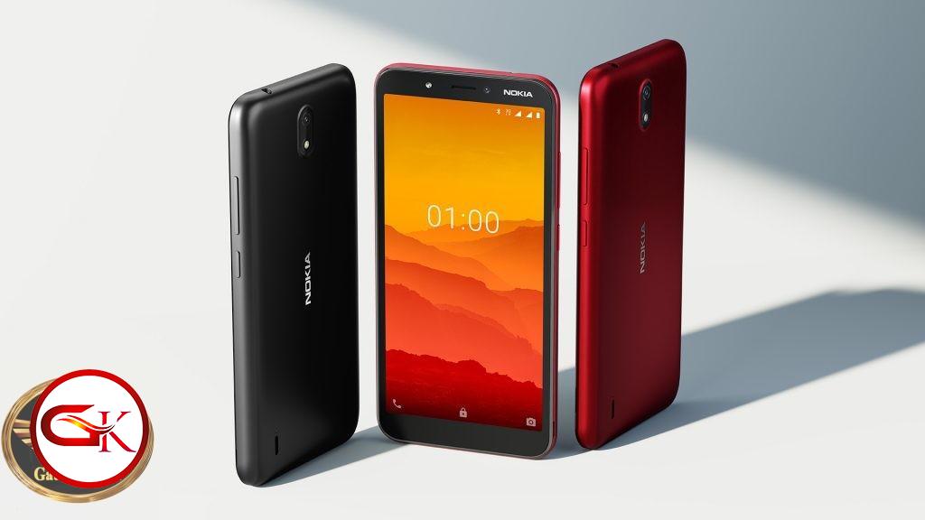 طراحی Nokia C1