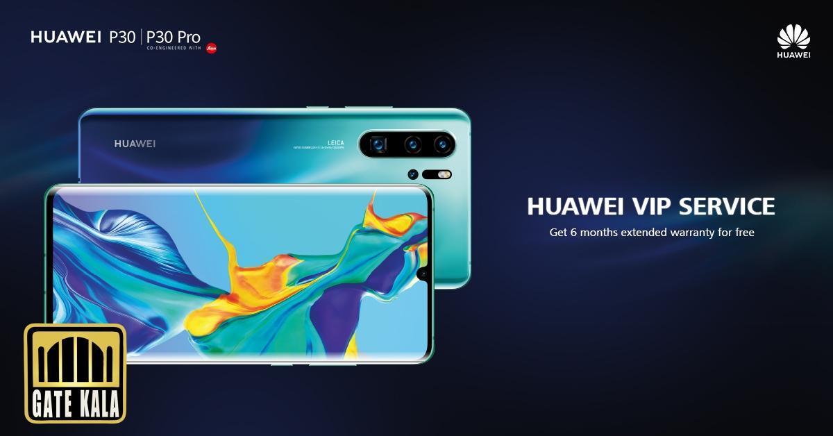 بررسی گوشی Huawei p30 pro