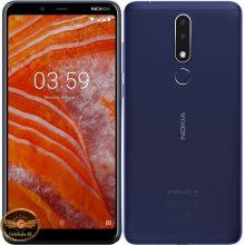 گوشی موبایل نوکیا NOKIA 3.1 PLUS با حافظه 32GB