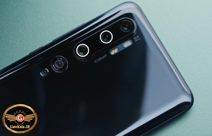 دوربین Xiaomi Mi Note 10