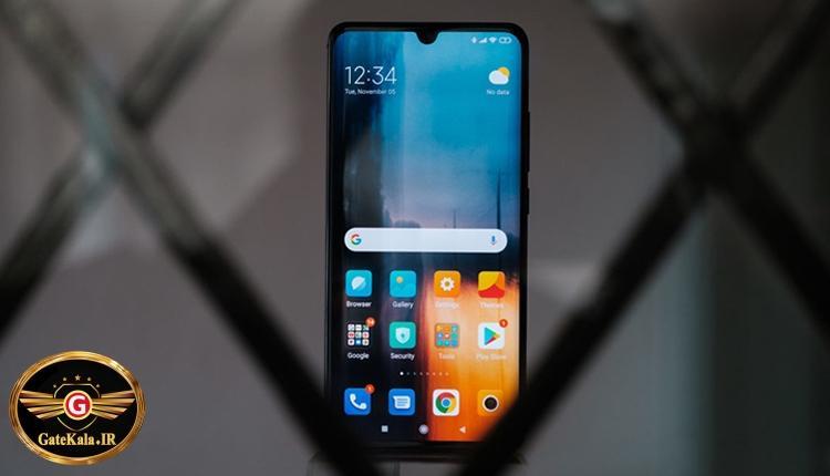 صفحه نمایش Xiaomi Mi Note 10