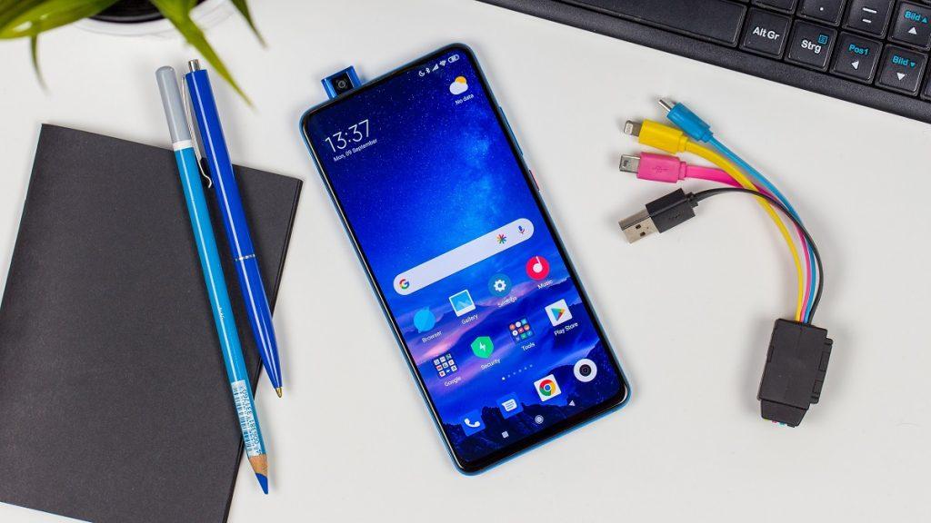طراحی Xiaomi mi 9T