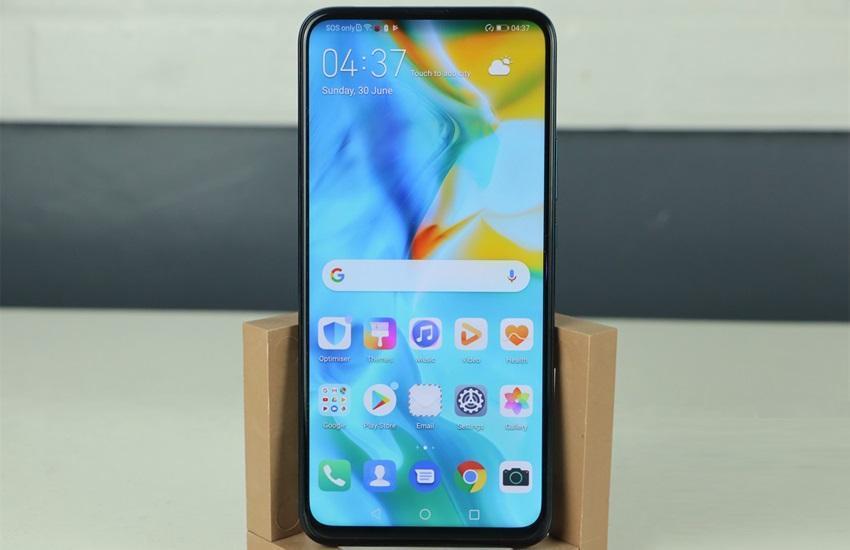 تصویر صفحه نمایش گوشی هواوی y9 prime 2019