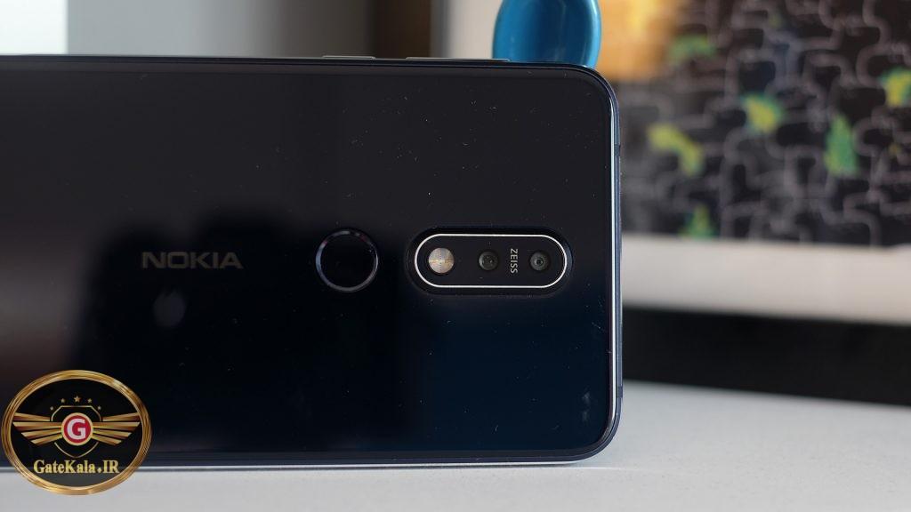 دوربین NOKIA 7.1