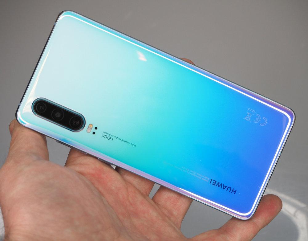 دوربین Huawei p30