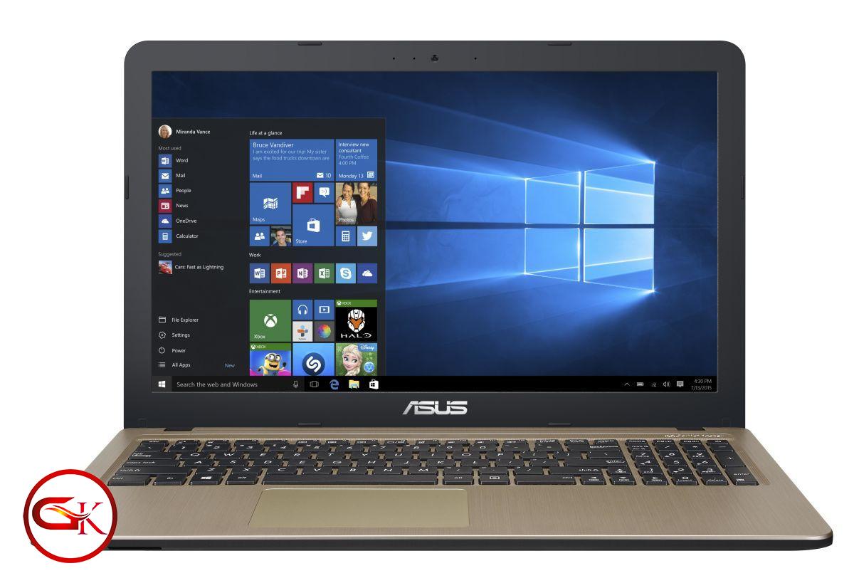 لپ تاپ ایسوس X540BP با پردازنده AMD A9-9425 و رم 8GB Dr4 و هارد 1TB