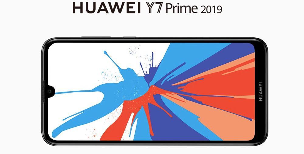 صفحه نمایش Y7 Prime 2019