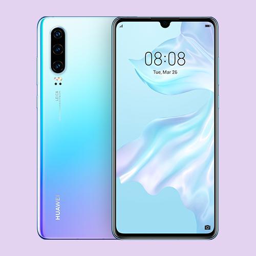طراحی Huawei p30