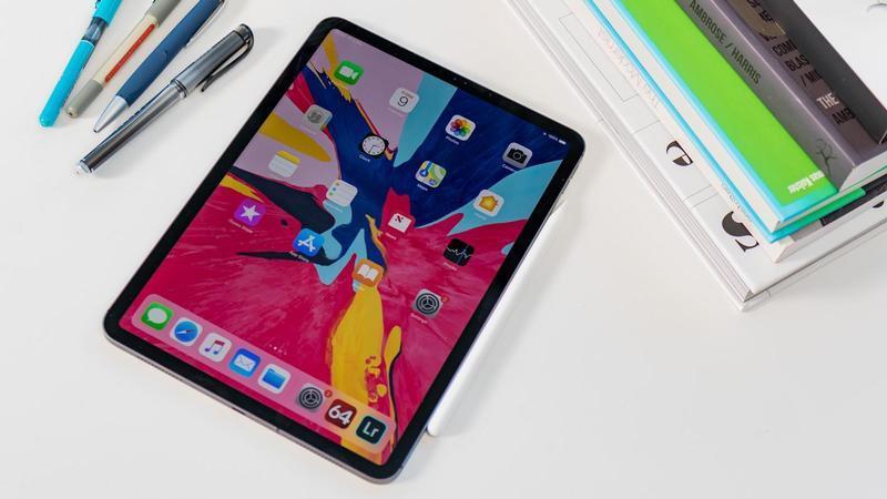 طراحی APPLE iPad Pro 2018