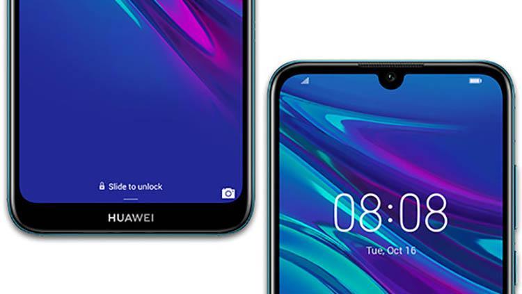دوربین Huawei Y6 2019