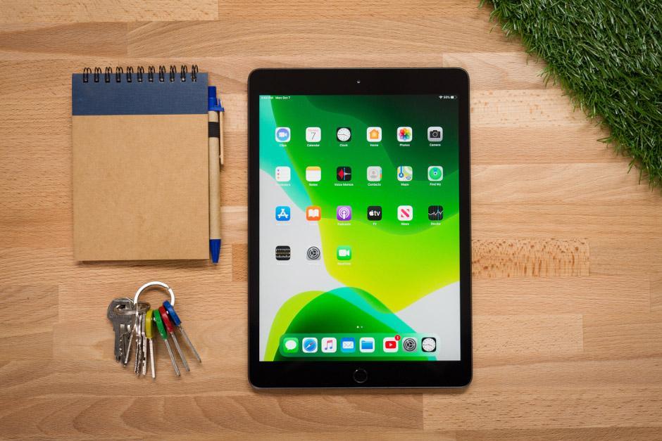 صفحه نمایش iPad 10.2 inch 2019 (4G)