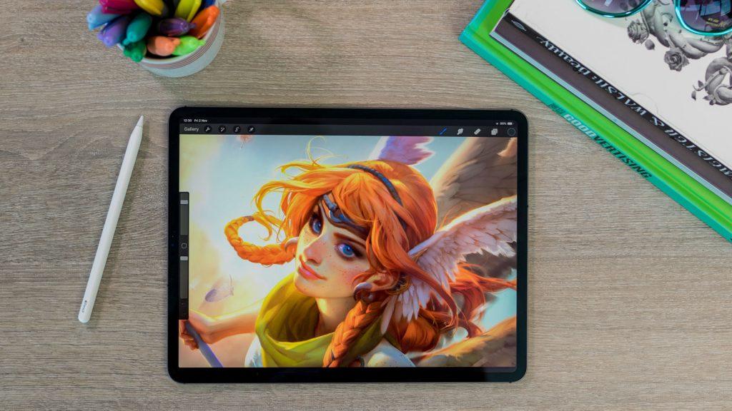صفحه نمایش APPLE iPad Pro 2018