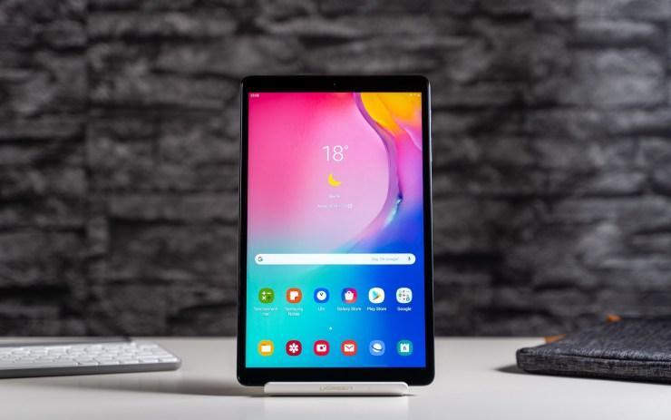 صفحه نمایش GALAXY TAb A 2019 T515