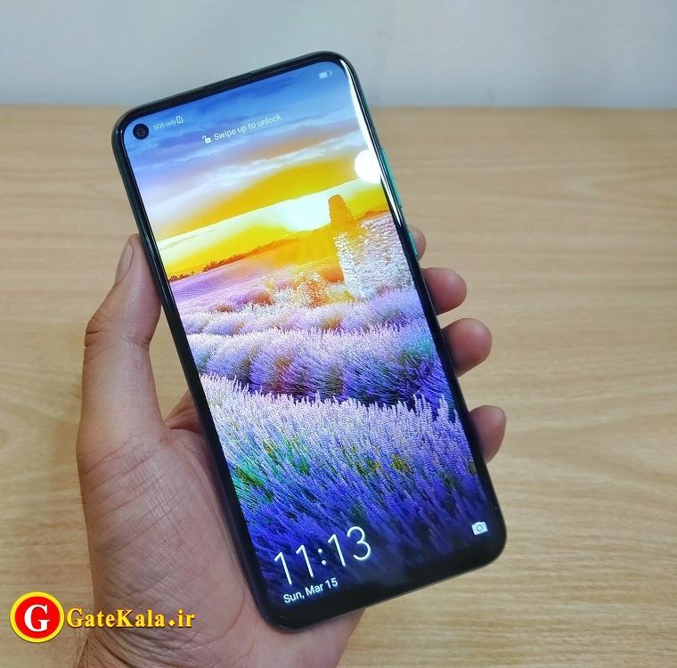 صفحه نمایش Huawei Y7p