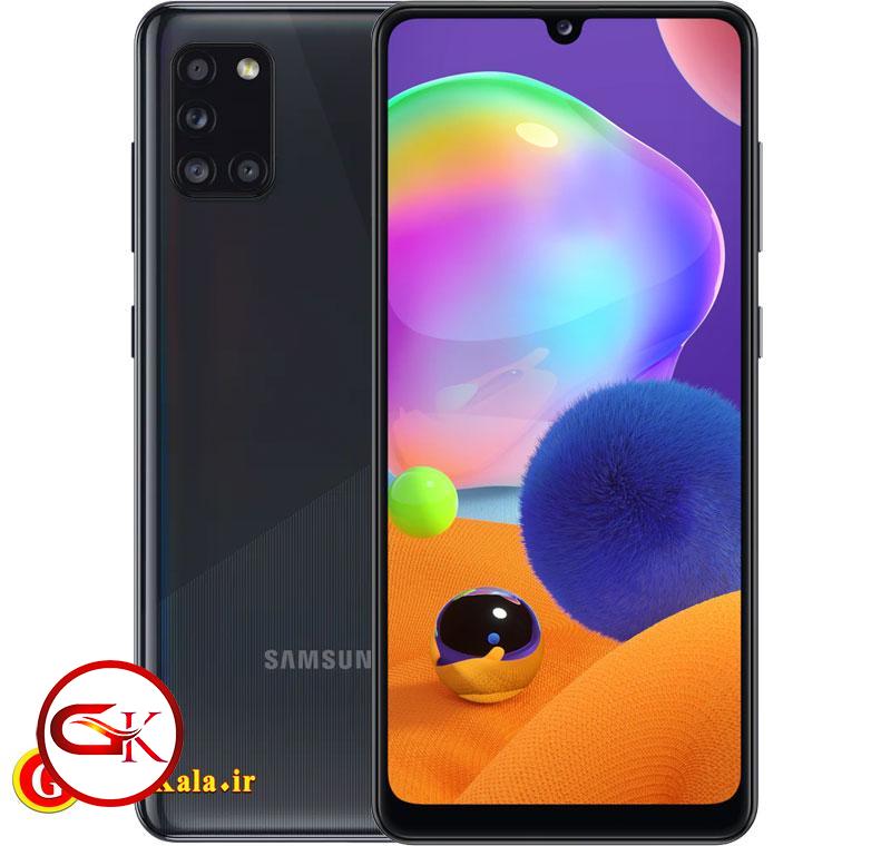 گوشی موبایل Samsung A31 با حافظه داخلی 128 گیگابایت و رم 6 گیگابایت