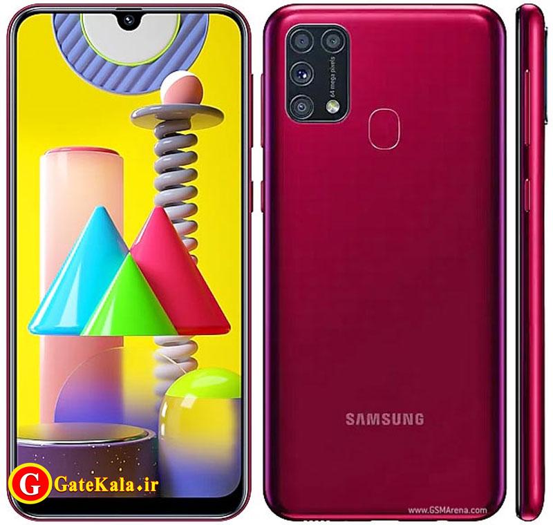 طراحی Samsung Galaxy M31