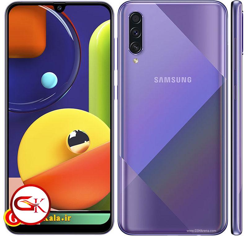 طراحی Samsung Galaxy A50s