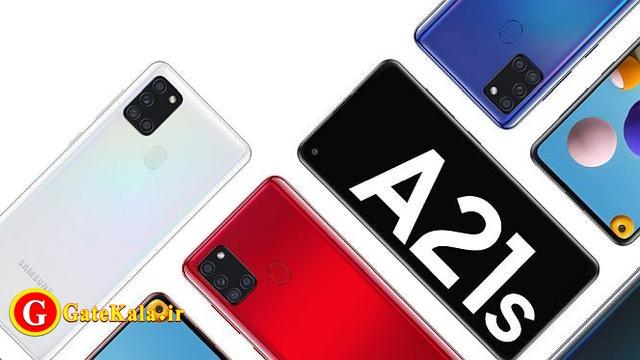 طراحی Galaxy A21s