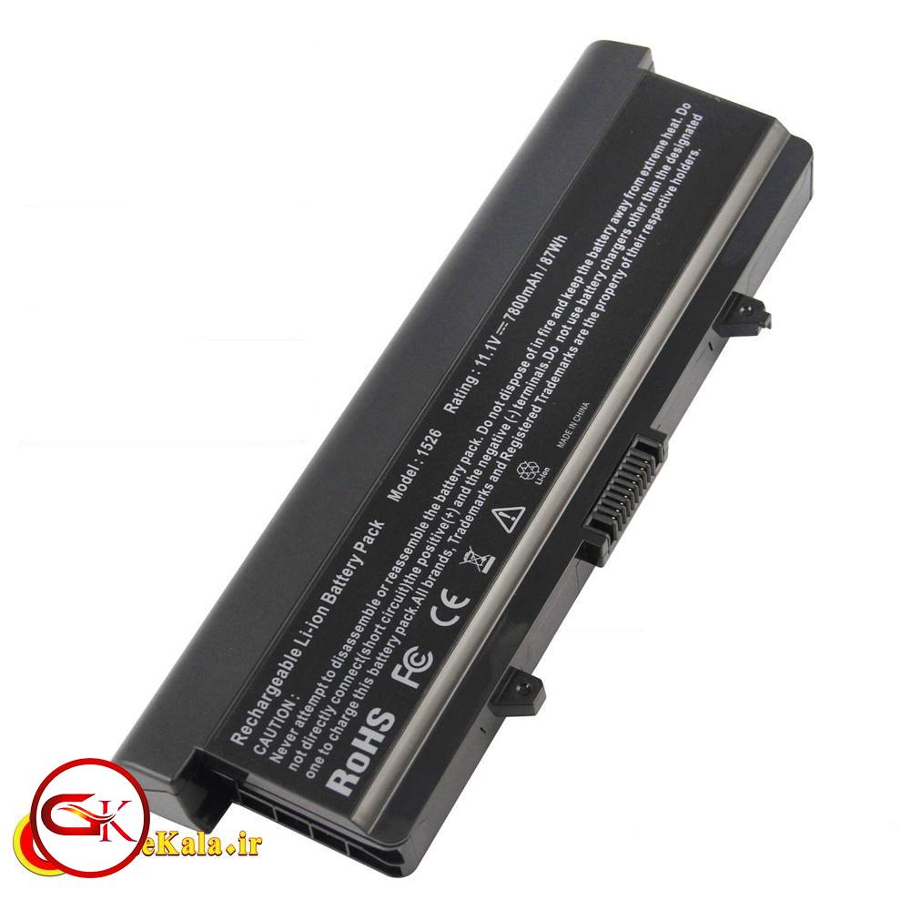 کیفیت باتری لپ تاپ Dell Inspiron 1525