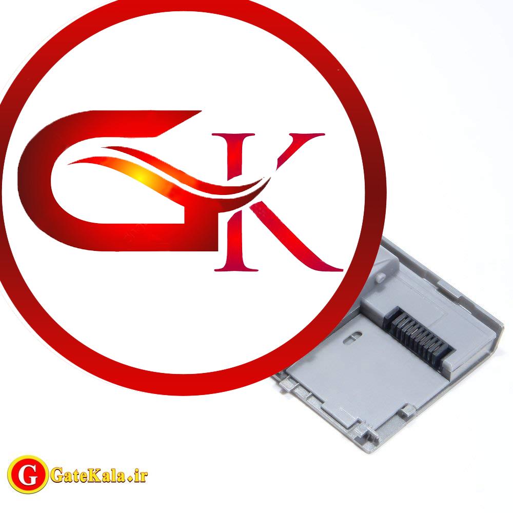 باتری 6 سلولی لپ تاپ دل لتیتود Dell Latitude D620