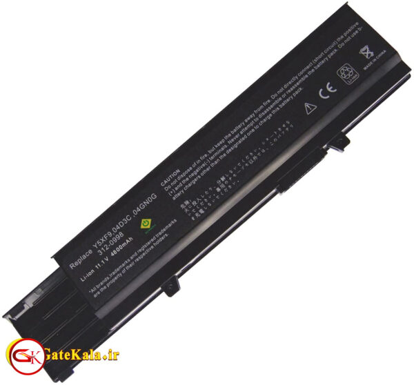 Dell Laptop battery Vostro 3700
