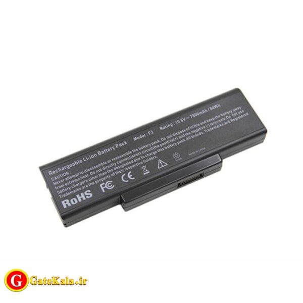 Asus Laptop Battery F3