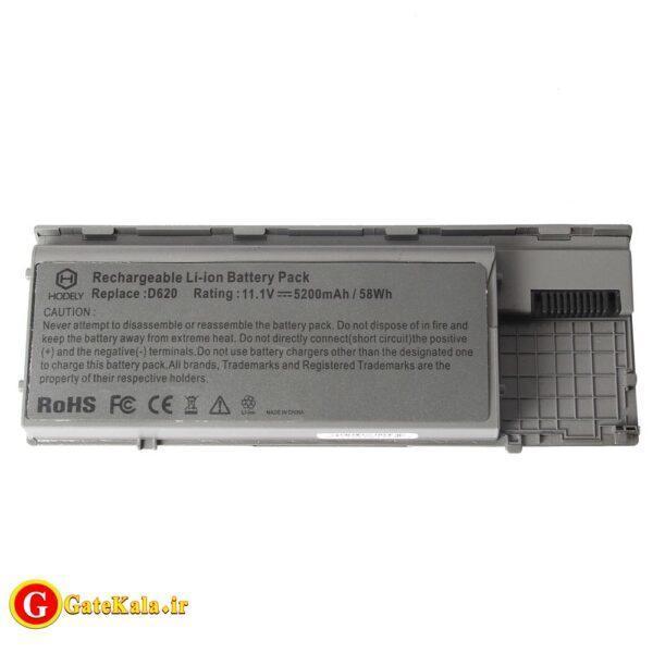 کیفیت باتری لپ تاپ Dell Latitude D620