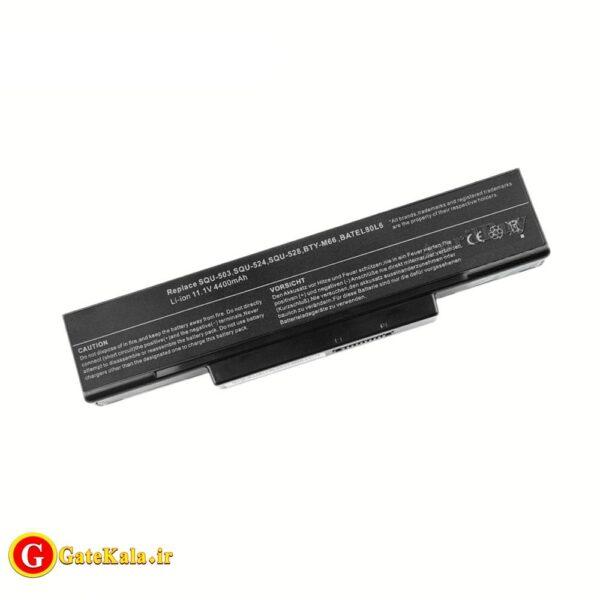 کیفیت باتری لپ تاپ Asus Z96