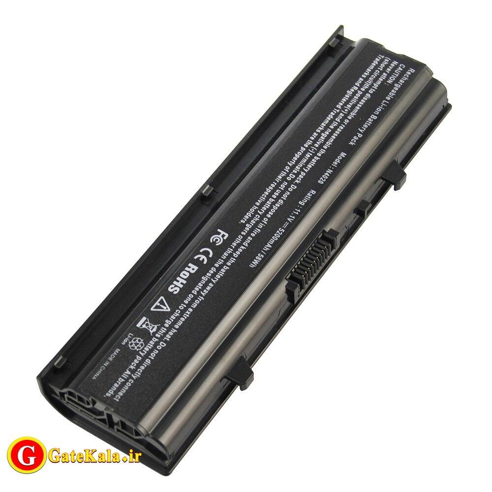 کیفیت باتری لپ تاپ Dell Inspiron N4030D