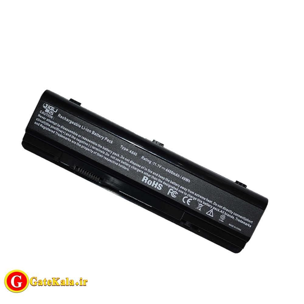 کیفیت باتری لپ تاپ Dell Inspiron 1410
